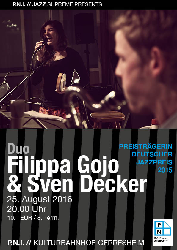Plakat Duo Decker Fillipa